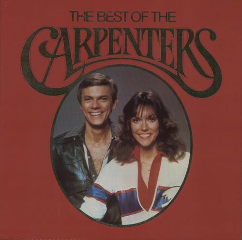 Carpenters The Best Of The Carpenters Uk Vinyl Box Set 77368