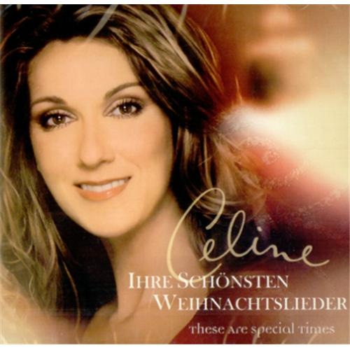 Celine Dion Ihre Schonsten Weihnachtslieder These Are Special Times German CD album (CDLP ...