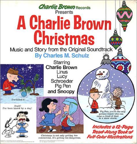Charlie Brown (Peanuts) A Charlie Brown Christmas - Sealed US ...