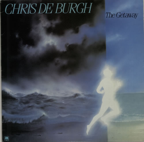 Chris De Burgh The Getaway Australian Vinyl Lp Album Lp