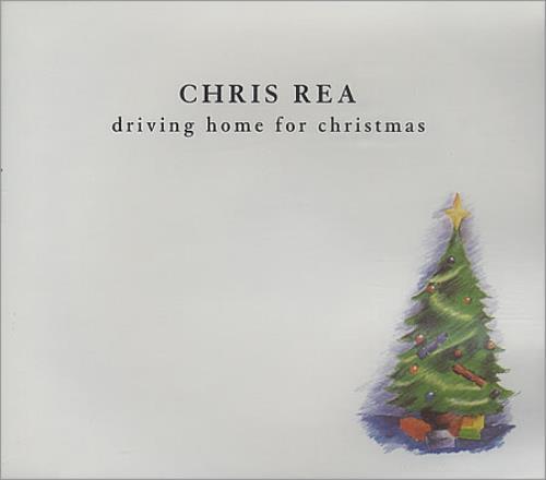 Chris Rea Driving Home For Christmas UK Promo CD single (CD5 / 5 ...