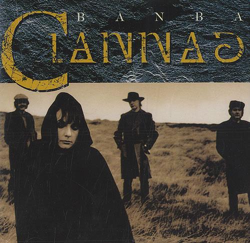 Clannad Banba Uk Cd Album Cdlp 434748
