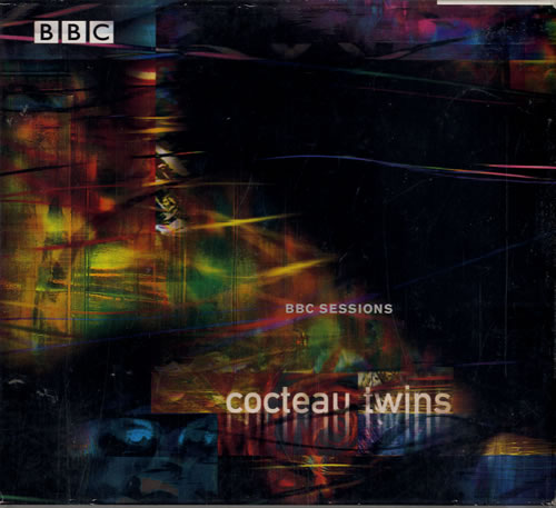Cocteau Twins Bbc Sessions Us 2 Cd Album Set Double Cd