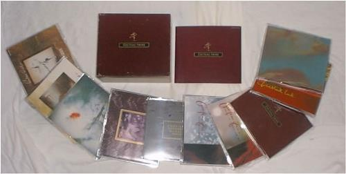Cocteau Twins Cd Single Box Set Japanese Box Set 174241