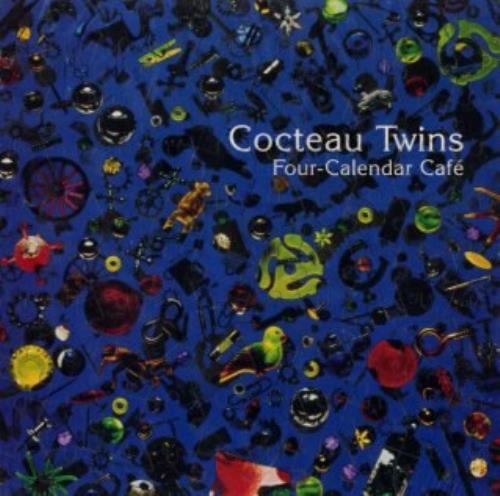 Cocteau Twins Four Calendar Cafe Us Promo Memorabilia