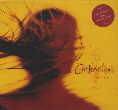 Cocteau Twins Tishbite Cd 2 Uk Cd Single Cd5 5 Quot 62133