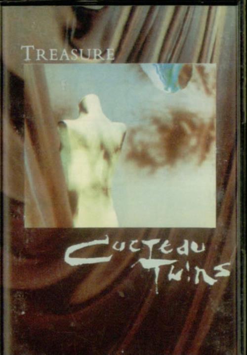 Cocteau Twins Treasure Uk Cassette Album 539279