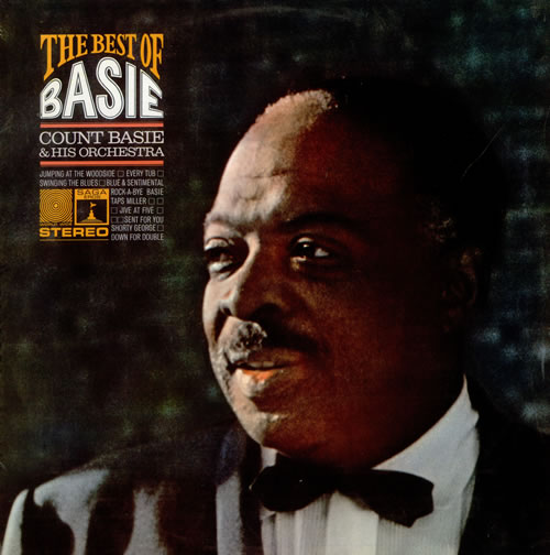 Count Basie The Best Of Count Basie Amp His Orchestra Uk