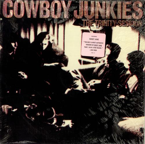 Cowboy Junkies The Trinity Session Us Vinyl Lp Album Lp