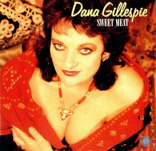 Dana Gillespie Sweet Meat Uk Vinyl Lp Album Lp Record
