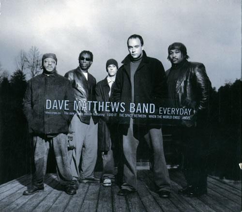 dave matthews band everyday uk cd album cdlp 179333