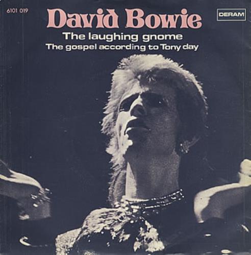 David Bowie The Laughing Gnome Dutch 7 Quot Vinyl Single 7