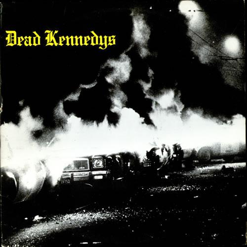 Dead Kennedys Fresh Fruit For Rotting Vegetable Censored