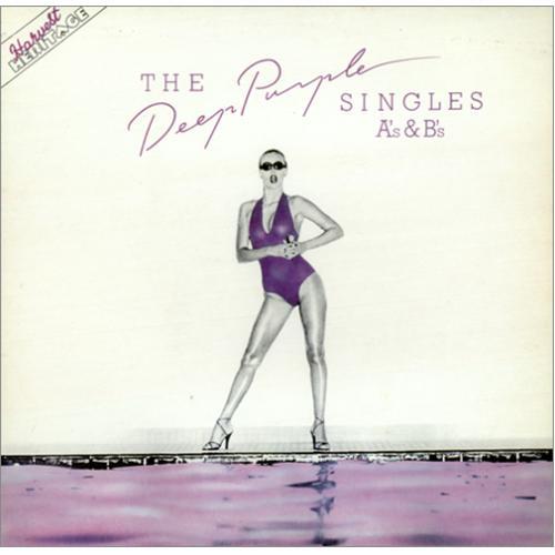 Deep Purple The Deep Purple Singles A S Amp B S Uk Vinyl Lp