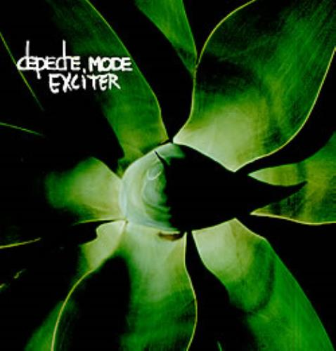Depeche Mode Exciter US Promo display (258948)