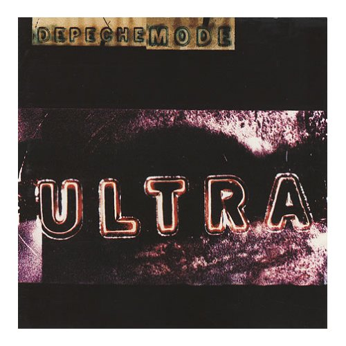 Depeche Mode Ultra Uk Vinyl Lp Album Lp Record 393132
