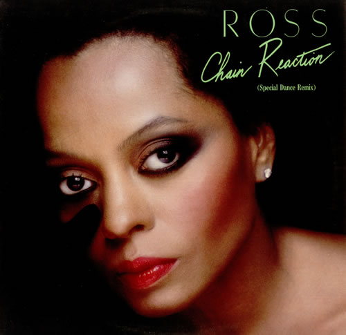 Diana Ross Chain Reaction Us 12 Quot Vinyl Single 12 Inch