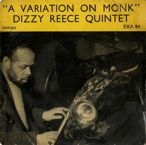Dizzy Reece A Variation On Monk Uk 7 Quot Vinyl Single 7 Inch