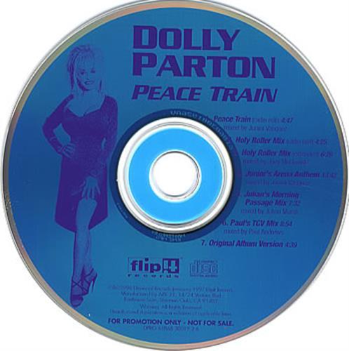 DOLLY PARTON - PEACE TRAIN LYRICS - SongLyrics.com