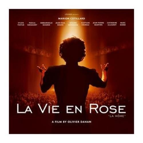 Edith Piaf La Vie En Rose Ost Uk Cd Album Cdlp 393734