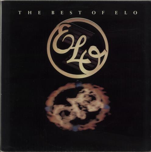 Electric Light Orchestra The Best Of Elo Uk 2 Lp Vinyl