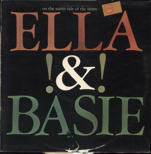 Ella Fitzgerald Amp Count Basie On The Sunny Side Of The
