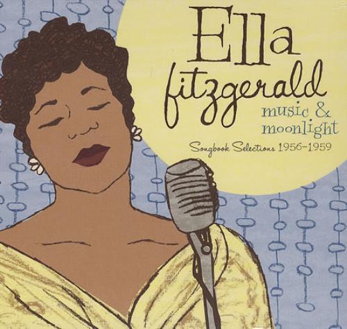 Ella Fitzgerald Music Amp Moonlight Songbook Selections Us
