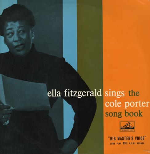 Ella Fitzgerald Sings The Cole Porter Songbook Volumes 1