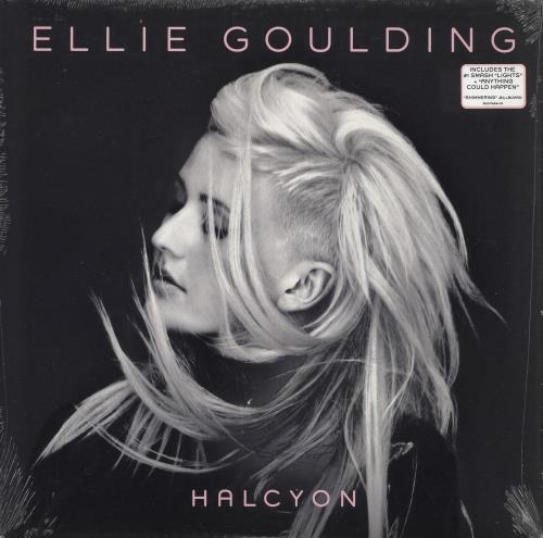 Ellie Goulding Halcyon Us Vinyl Lp Album Lp Record 578125