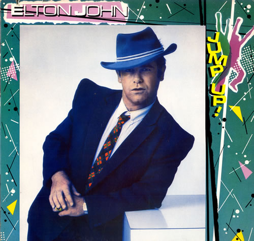 Elton John Jump Up Us Vinyl Lp Album Lp Record 551651