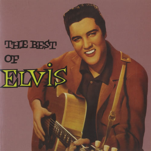 Elvis Presley The Best Of Elvis French Cd Album Cdlp
