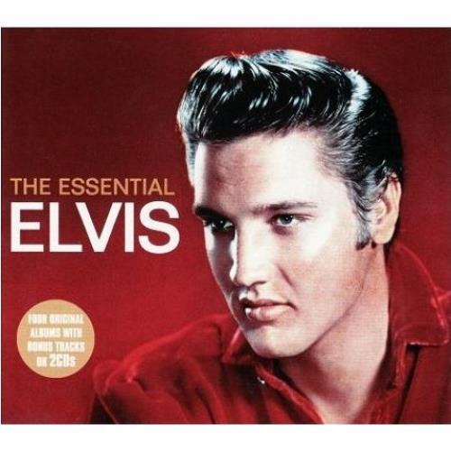 Elvis Presley The Essential Uk 2 Cd Album Set Double Cd
