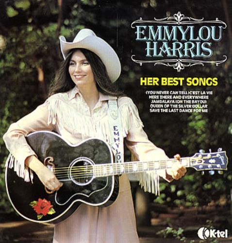 Emmylou Harris Her Best Songs UK vinyl LP album (LP record ... Emmylou Harris Song List
