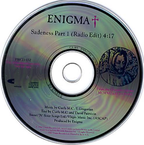 Enigma Sadeness