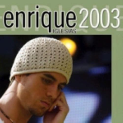Enrique Iglesias Calendar 2003 UK calendar (225225) MUS102