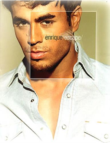 Enrique Iglesias Escape Us Promo Media Press Pack 203181