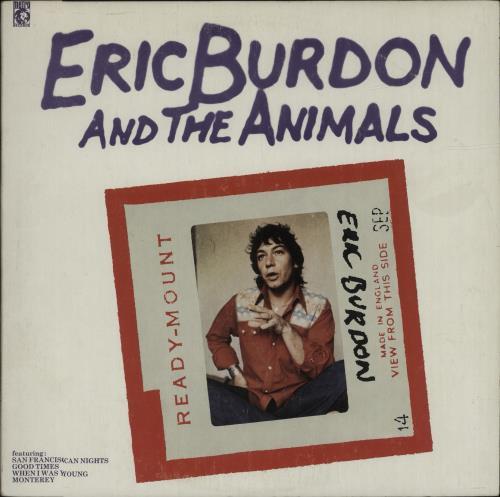 Eric Burdon Amp The Animals Eric Burdon Amp The Animals Uk
