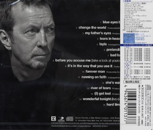 Eric Clapton Chronicles The Best Of Eric Clapton