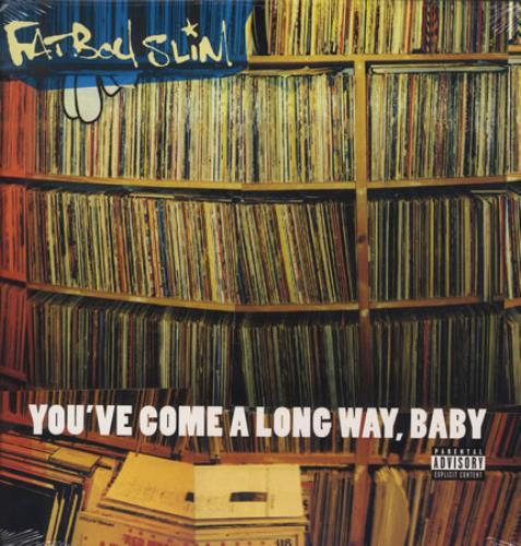 Fatboy Slim You Ve Come A Long Way Baby Us 2 Lp Vinyl