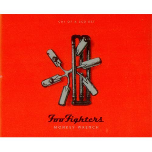 Foo Fighters Monkey Wrench Uk 2 Cd Single Set Double Cd