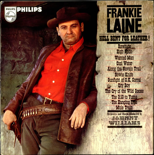 Frankie laine they call the wind mariah