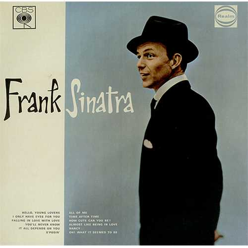 All Frank Sinatra Movies List