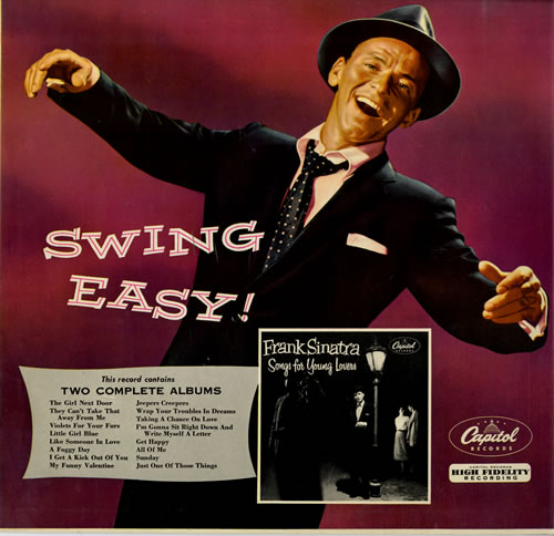 Frank Sinatra Swing Easy And Songs For Young Lovers Uk