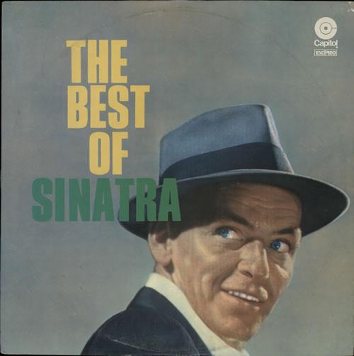 Frank Sinatra The Best Of Brazilian Vinyl Lp Album Lp