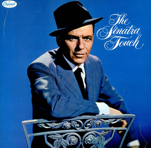 Frank Sinatra The Sinatra Touch Uk Vinyl Box Set 239187