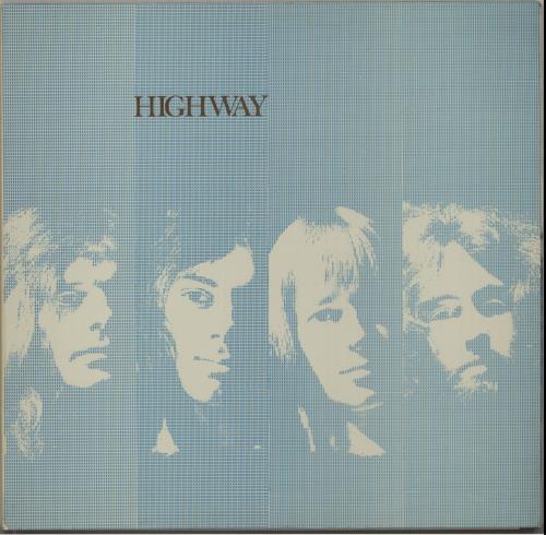 Free Highway 1st German Vinyl Lp Album Lp Record 323693