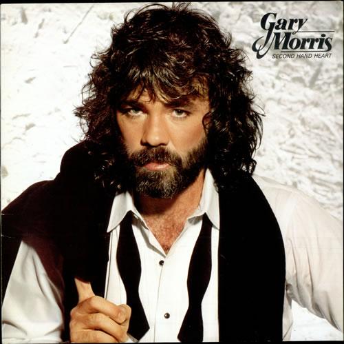 Gary Morris Second Hand Heart German Vinyl Lp Album Lp