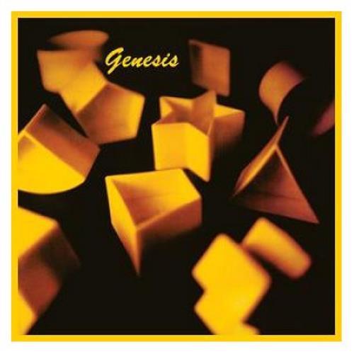 Genesis Genesis Uk Cd Album Cdlp 449020