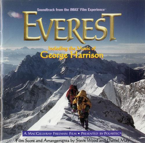 George Harrison Everest Us Cd Album Cdlp 207504
