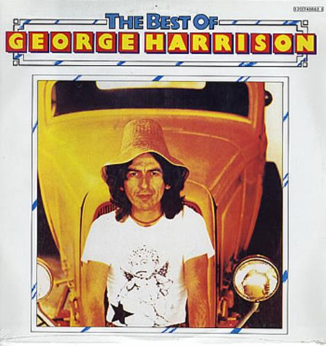 George Harrison The Best Of George Harrison Mexican Vinyl